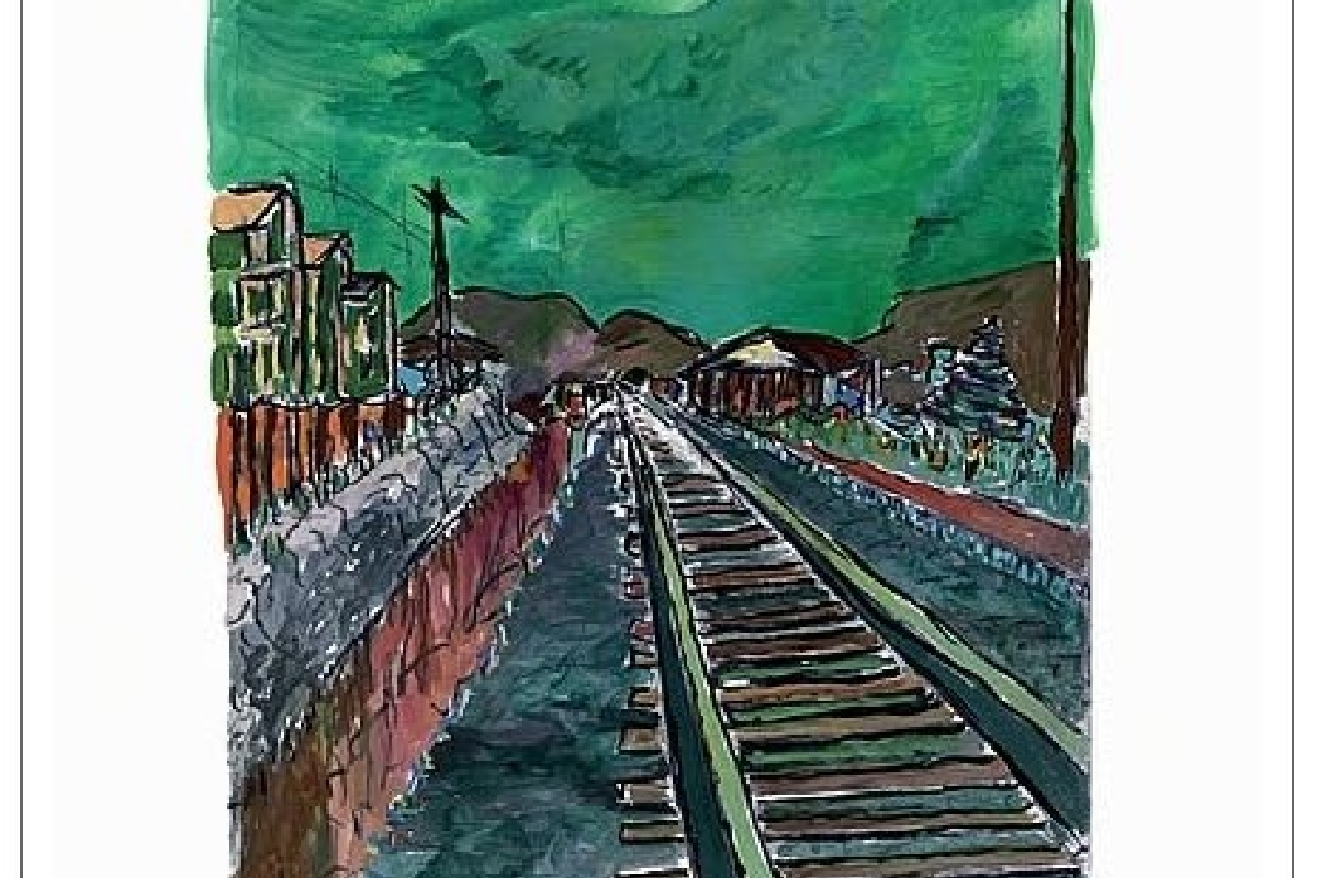 Bob Dylan - Train Tracks
