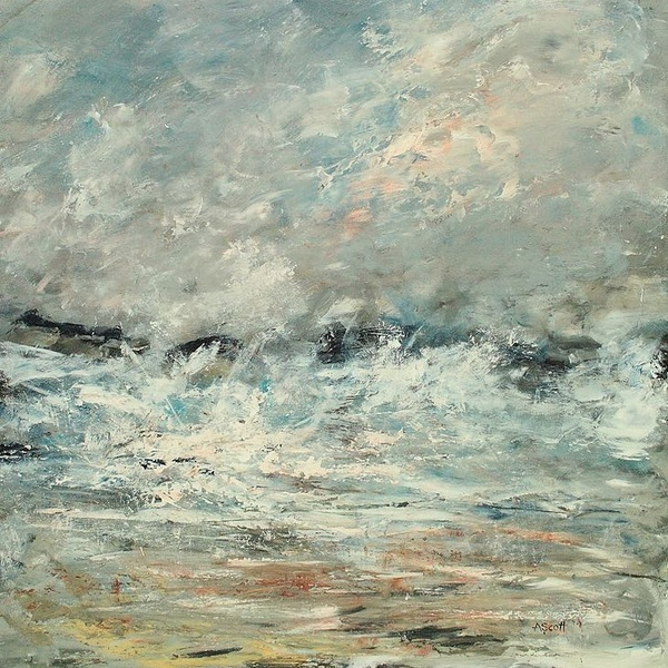 Andrea Scott - Abstract Seascape (041)