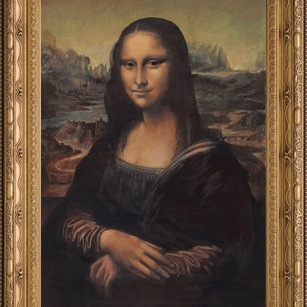 What's it like to 'own' the Mona Lisa?